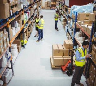 Compras, Logística e Planejamento e Auditoria